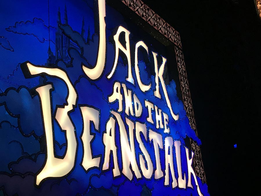 Harrogate Theatre - Jack and the Beanstalk